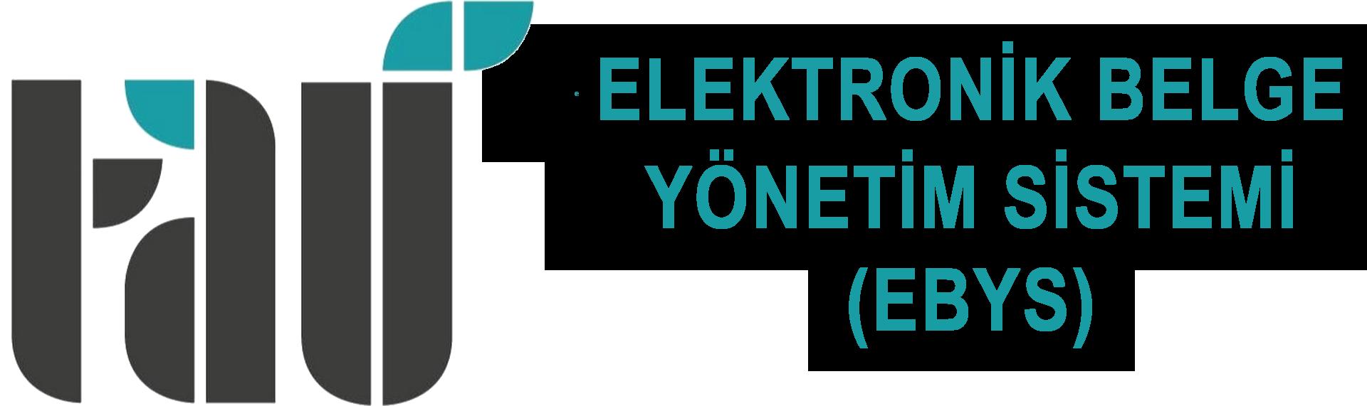 Türk-Alman Üniversitesi Elektronik Belge Yönetim Sistemi